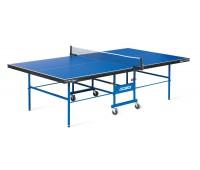 Теннисный стол Sport - стол для настольного тенниса, предназначенный для игры в помещении, подходит для школ и спортивных клубов