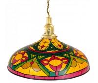 Лампа на один плафон «Colorful» D44см