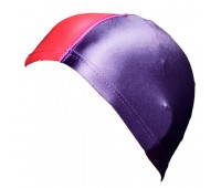 Шапочка для плавания CAP двухцветная