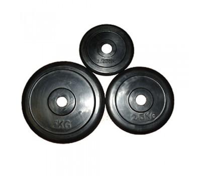 Диск д-26мм 5,00 кг обрез/цветной