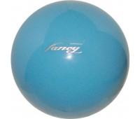 Мяч для худ. гимнастики (18см/400гр) HKGB 306 Light Blue