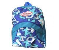Рюкзак детский Р-3 (синие буквы)